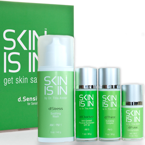 Skin Is In by Dr. Tina Alster