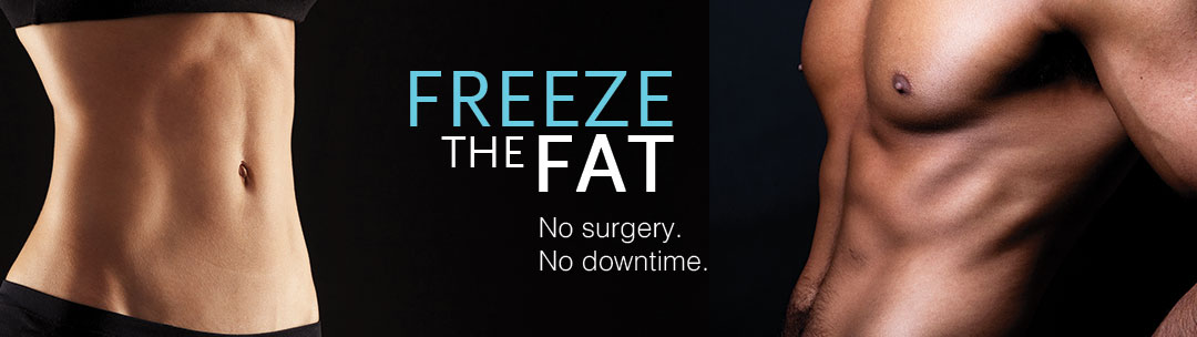 Coolsculpting freeze the fat