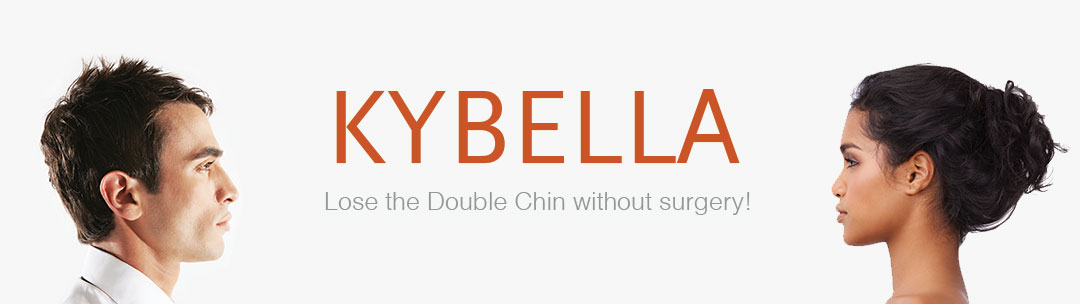 Kybella lose the double chin without surgery